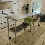 Kitchen & Prep Space